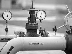 Газпром: Белоруссия угрожает отбором транзитного газа