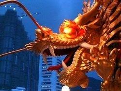 Африка: прыжок китайского дракона