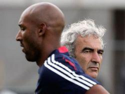 Французы назвали зачинщиков бунта в футбольной сборной
