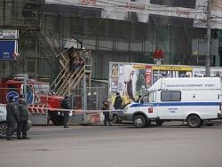 Москвичи сообщают о небольшом взрыве в московском метро