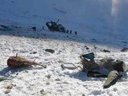 Пассажира упавшего на Алтае Ми-8 обвинили в браконьерстве