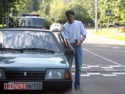 В Москве мать с младенцем сбила машина