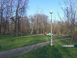 Московский Парк Горького берет с посетителей плату за воздух