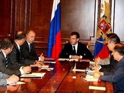Перед поездкой в США Медведев созвал Совбез РФ