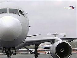 В самолете Януковича отказал двигатель