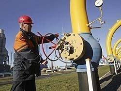 Белоруссия сократила транзит газа в Европу