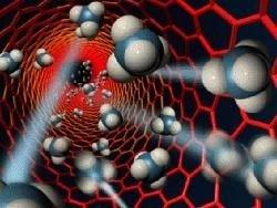 Увеличение ёмкости батарей с помощью нанотрубок
