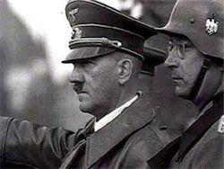 Господин Гитлер,не согласитесь ли вы ответить?