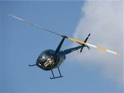 В Грузии разбился боровшийся с бабочками вертолет