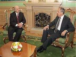 Лукашенко: Такого цинизма от руководства РФ Беларусь не ожидала