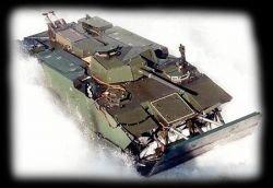 КМП США начинает испытания новой  боевой машины EFV