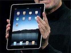 За 80 дней продано три миллиона iPad