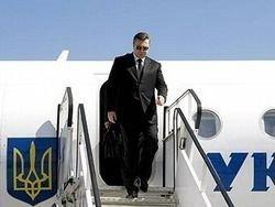 Самолет президента Украины не выдержал жары
