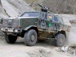 Россия наладит производство брони по технологии немцев
