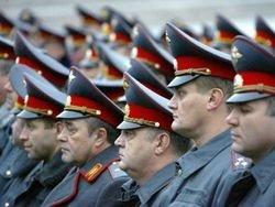 МВД: милиционеры - самые законопослушные граждане