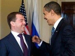 Медведев и Обама хотят поговорить без свидетелей