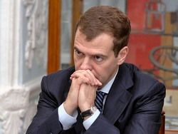 Дмитрий Медведев выступит перед студентами Стэнфорда