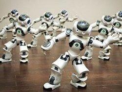 В Китае проходят Олимпийские игры для роботов