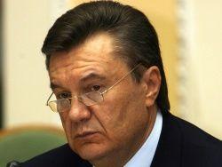 Янукович оценивает критически работу правительства