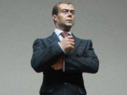 Российских правителей отливают из олова за $4,5 млн