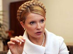 Тимошенко: Из подполья вылез весь криминалитет
