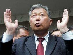 Бакиев опроверг нецелевое использование кредита РФ