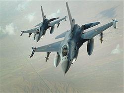 ВВС Израиля замечены в Саудовской Аравии