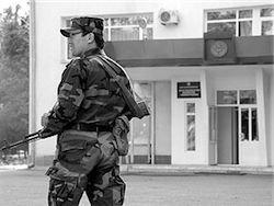 Проведение референдума в Оше под угрозой