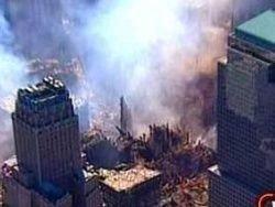 На месте терактов 11 сентября нашли останки 72 человек