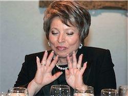 Главный раввин Израиля: Матвиенко - умная женщина!