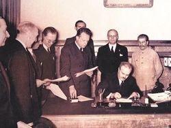 Приезжал ли Гитлер в Москву? Часть 1