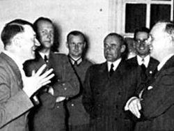 Приезжал ли Гитлер в Москву? Часть 2