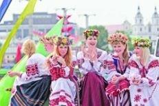 Беларусь. Мирные люди