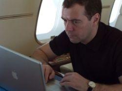 Медведев расширил круг интернет-общения
