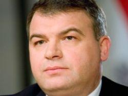 Сердюков прибыл в Севастополь на переговоры