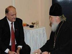 Раскол в КПРФ приведет к отставке Зюганова?