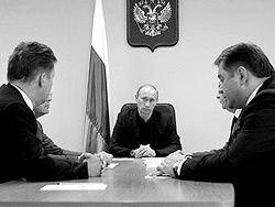 Путин пообещал вдовам шахтеров объективное расследование