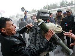 В какой из стран могут быть события подобные киргизским?