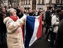 Во Франции протестуют против повышения пенсионного возраста