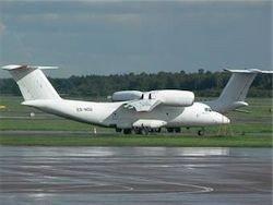 Минобороны РФ получит новейший военно-транспортный самолет