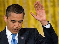 Рейтинг Обамы подпортила нефть