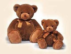 Символом всех российских игрушек стал медведь-сангвиник