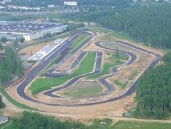В РФ открыта первая трасса для автогонок международного уровня