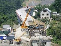 В процессе строительства объектов Сочи-2014 растёт напряжение