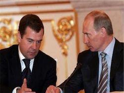 Медведев не собирается уступать Путину место президента