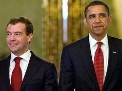 Медведев встретился с Обамой