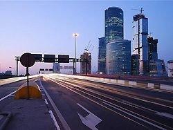 В Москве начал плавиться асфальт