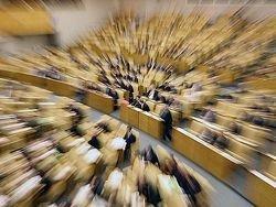 Парламентариям хотят обеспечить достойную старость