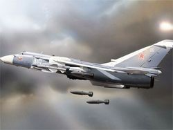 Сверхдальний перелет СУ-34 глазами пилота-дозаправщика