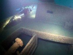 В США нашли 100-летний колесный пароход